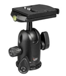 Manfrotto 498RC4 Midi Ball Head with RC4 Quick Release Plate