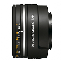 30mm f/2.8 DT AF Macro Lens for Alpha & Minolta Digital SLRs Image 0