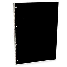 Pina Zangaro Vista Screwpost 11x14 in. Presentation Book Onyx Acrylic Finish