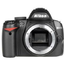 Nikon D3000 Digital SLR Camera Body - Manufacturer Reconditioned
