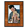 4 x 6 Beautiful Burlwood Photo Frame