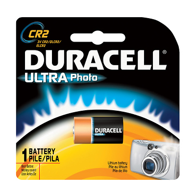 CR2 Ultra High Power Lithium Battery Image 0