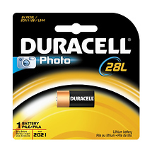 Duracell PX28L Lithium Photo Battery