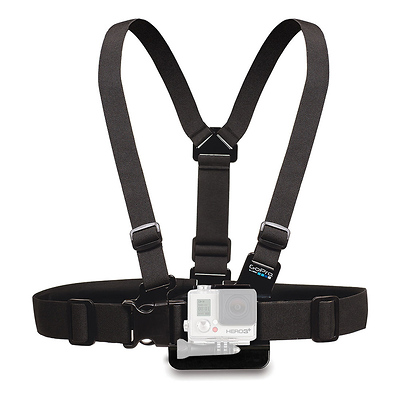Chesty Chest Harness Mount Image 0