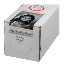 Photo Rag 308 Matte FineArt Paper (44 In. x 39 ft. Roll) Image 0