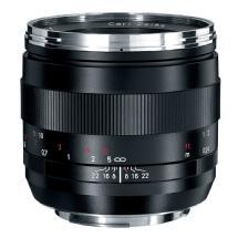 Zeiss Ikon 50mm f/2.0 Makro Planar ZE MF Macro Lens - Canon EOS Mount