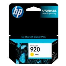 Hewlett Packard HP 920 Yellow Officejet Ink Cartridge
