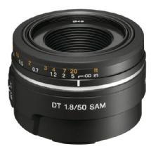 Sony 50mm f/1.8 DT AF Lens