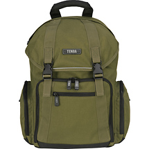 Tenba Messenger Photo/Laptop Daypack (Olive)