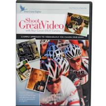 Blue Crane Digital Shoot Great Video - Training DVD for Canon DSLR Cameras
