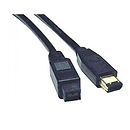 FireWire 800 IEEE1394b 9pin to 9pin UB Cable (4.5M/14.8F)
