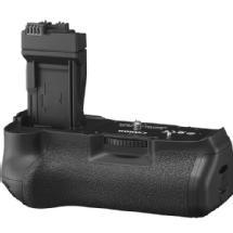 Canon BG-E8 Battery Grip for Select EOS Rebel Digital SLR Camera