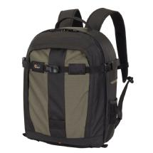 Lowepro Pro Runner 300 AW Backpack (Black and Pine Green)