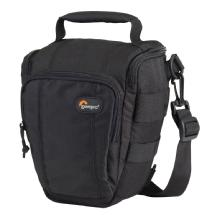 Lowepro Toploader Zoom 50 AW Bag (Black) - FREE GIFT with Qualifying Purchase