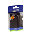 Samsung Slim Horizontal Leather Case (Black)