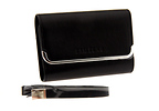 Samsung | Slim Horizontal Leather Case (Black) | EACC9S60BEP