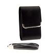 Samsung Slim Vertical Leather Case (Black)