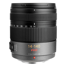 Panasonic Lumix G Vario HD 14-140mm f/4.0-5.8 ASPH./MEGA O.I.S. Lens