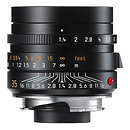 Leica | 35mm f/1.4 Summilux-M Aspherical Lens (Black) | 11663