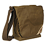 F-831 Small Photo Courier Bag (Brown RuggedWear)