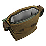 F-831 Small Photo Courier Bag (Brown RuggedWear) Thumbnail 3