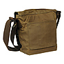 F-831 Small Photo Courier Bag (Brown RuggedWear) Thumbnail 1