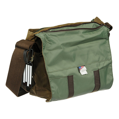 Domke   F-831 Small Photo Courier Bag (Brown RuggedWear)   70101A fdf9d74764