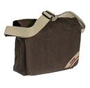 F-832 Medium Photo Courier Bag (Brown RuggedWear)