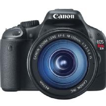 Canon EOS Rebel T2i Digital SLR Camera Kit with EF-S 18-135mm IS Lens
