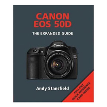 Ammonite Press The Expanded Guide on Canon 50D Camera - Book