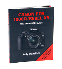 Ammonite Press The Expanded Guide on Canon Rebel XS Camera - Book