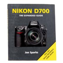 Ammonite Press The Expanded Guide on Nikon D700 Camera  - Book