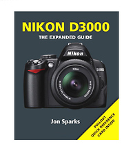 The Expanded Guide on Nikon D3000 Camera - Book Image 0