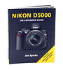 The Expanded Guide on Nikon D5000 Camera - Book