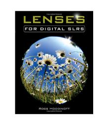 Ammonite Press Lenses for Digital SLR Cameras - Book