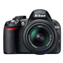 Nikon D3100 Digital SLR Camera with 18-55mm DX Lens