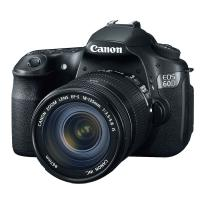 Canon | EOS 60D Digital SLR Camera Kit with Canon 18-135mm Lens | 4460B004