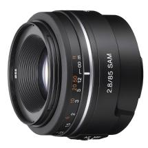 Sony 85mm f/2.8 SAM Mid-range Telephoto Lens