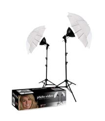 Westcott 2-Light uLite Umbrella Kit