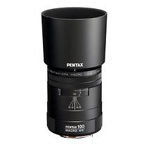 Pentax D-FA 100mm f/2.8 Macro WR (Weather Resistant) Auto Focus Lens