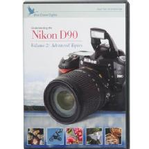 Blue Crane Digital Introduction to the Nikon D90 Training DVD - Volume 2: Advanced Topics