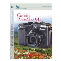 Blue Crane Digital Introduction to the Canon Powershot G11 Training DVD