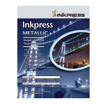 Inkpress 8.5 x 11in Metallic Photo Paper (50 Sheets)