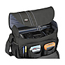 3445 Rally 5 Camera/Netbook/iPad Bag (Black) Thumbnail 1