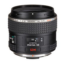 D FA 645 55mm f/2.8 AL [IF] SDM AW Lens Image 0