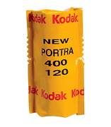 120 Professional Portra 400 Color Negative Film