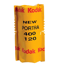 120 Professional Portra 400 Color Negative Film Image 0