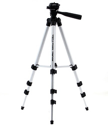 Tiffen 1236V917 Davis and Sanford Vista Tripod (Silver)