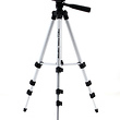 1236V917 Davis and Sanford Vista Tripod (Silver)