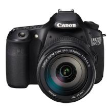 Canon EOS 60D Digital SLR Camera Kit with Canon EF-S 18-200mm Lens